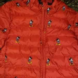 Baby GAP Disney Mickey Mouse Coat Size 3
